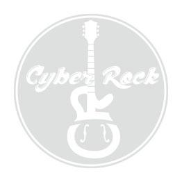 camiseta Guns n' Roses arte Cyber Rock II