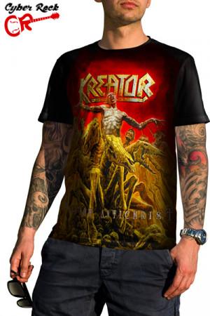Camiseta Kreator Phanton Antichrist