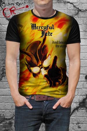 Camiseta Mercyful Fate Dont Break The Oath
