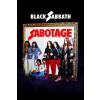 Blusinha Black Sabbath Sabotage