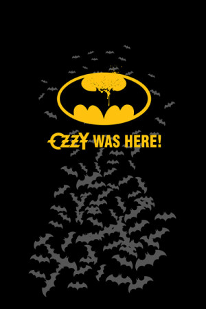 Camiseta Ozzy Was Here