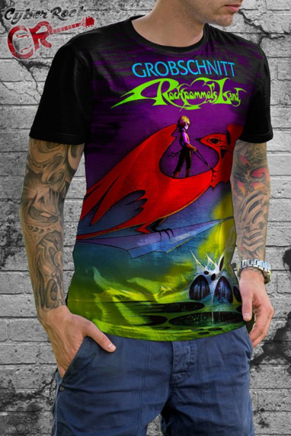 Camiseta Grobschnitt Rockpommel's Land