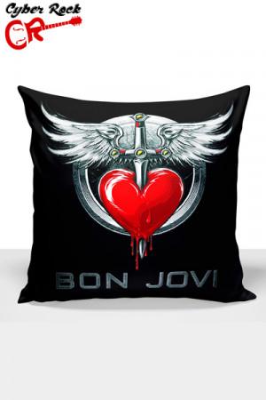 Almofada Bon Jovi