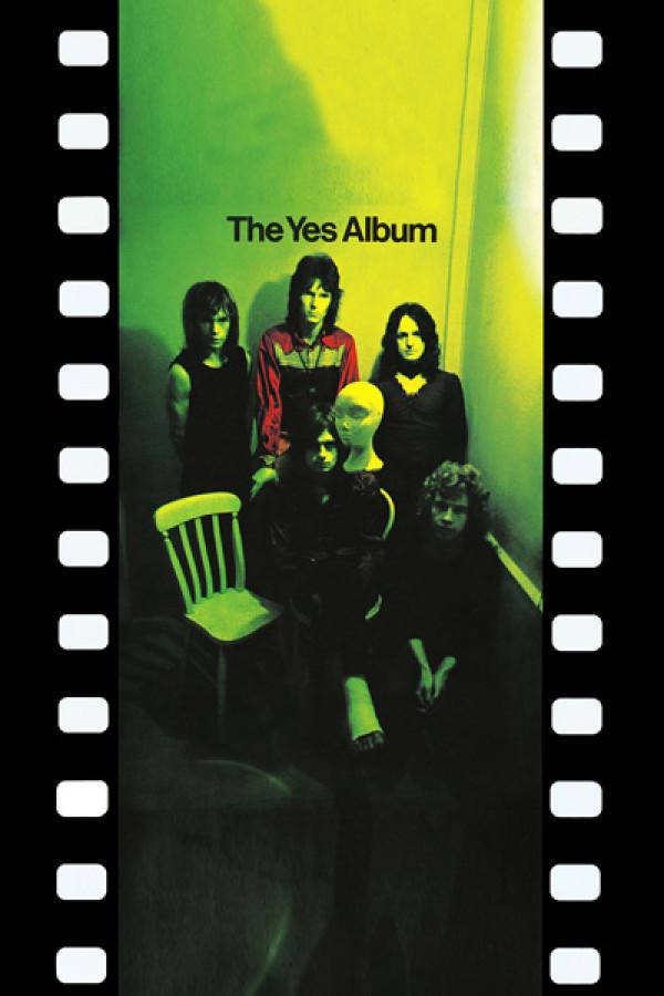 Camiseta Yes Album