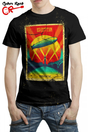 Camiseta Led Zeppelin Celebration Day