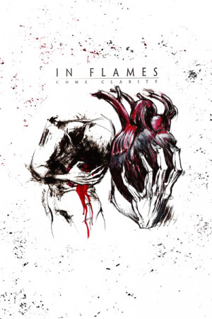 Camiseta In Flames Come Clarity