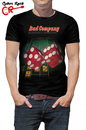 Camiseta Bad Company - Shooting Star