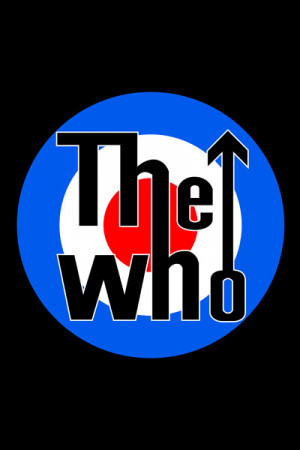 Camiseta The Who Logo