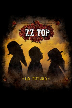 Camiseta ZZ Top La Futura