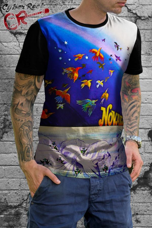 Camiseta Novalis 1975