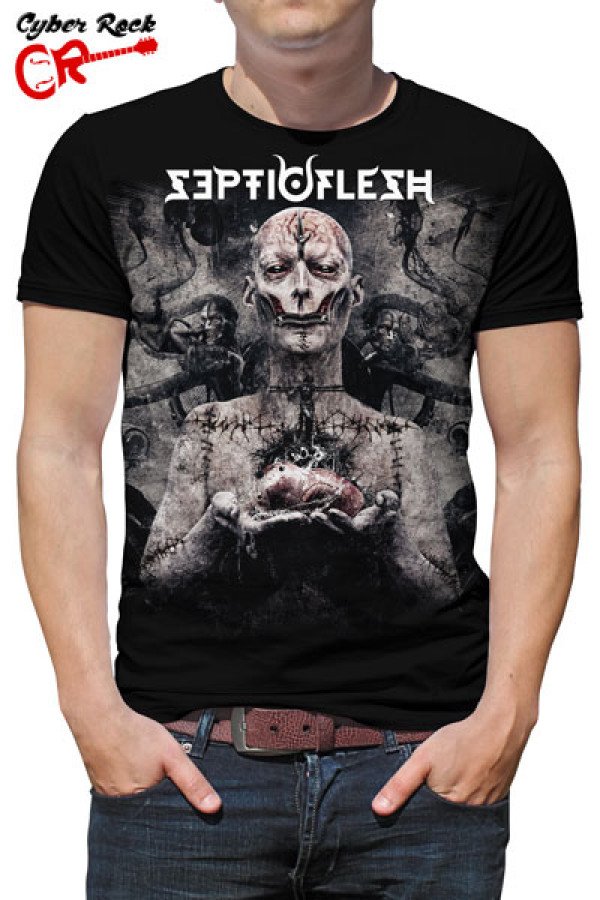 Camiseta Septic Flesh