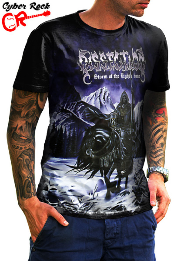 Camiseta Dissection - Storm of the Light's Bane