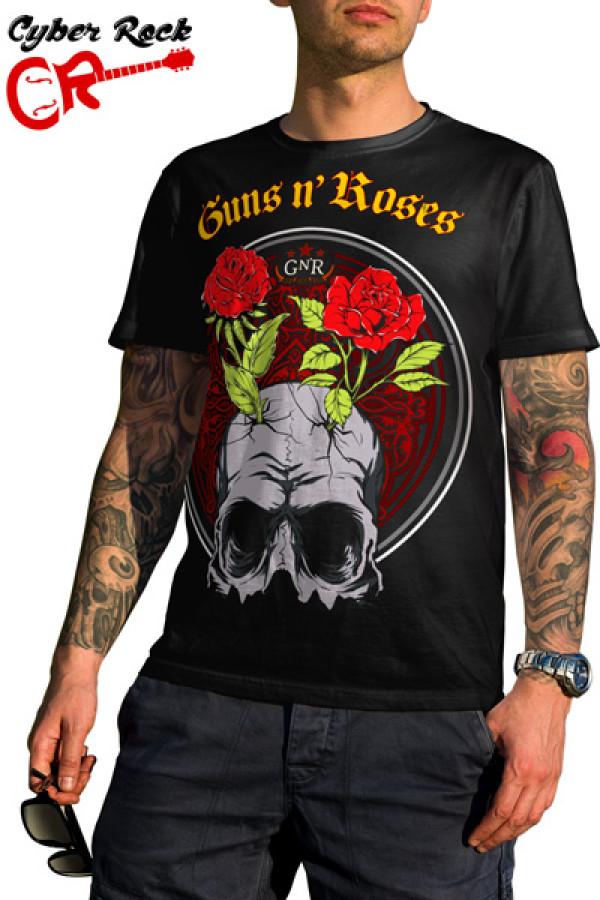 Camiseta-Guns N Roses