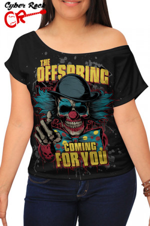 Blusinha The Offspring Coming For You