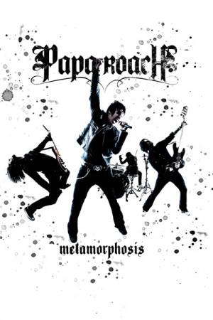 Camiseta Papa Roach Metamorphosis