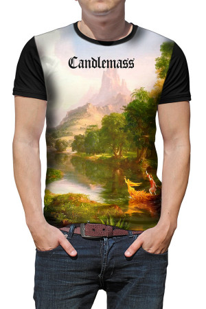 Camiseta Candlemass Ancient Dreams