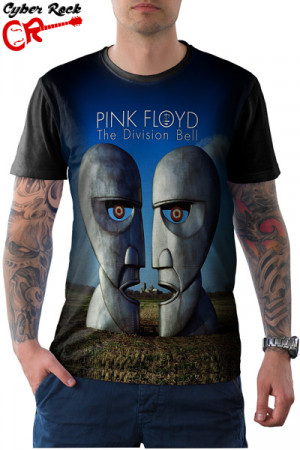Camiseta Pink Floyd The Division Bell