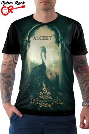 Camiseta Alcest Les Voyages De L´Ame