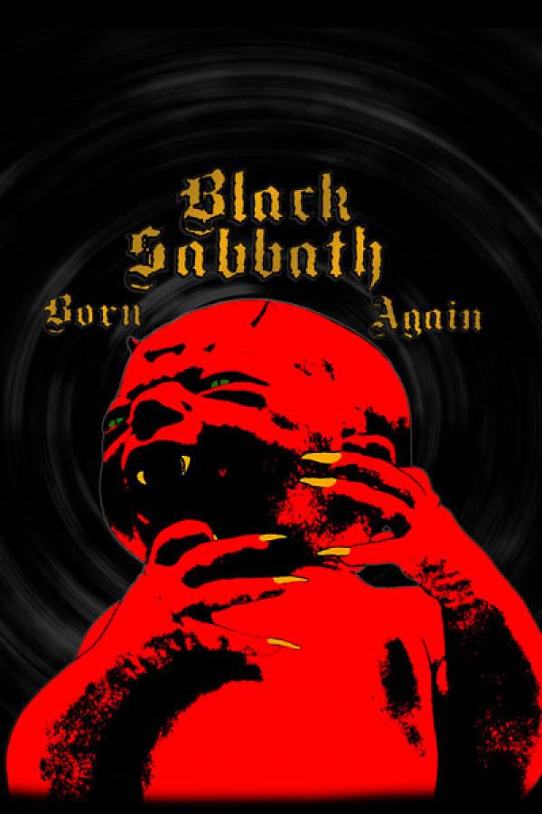 Blusinha Black Sabbath Born Again