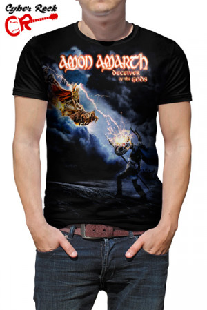 Camiseta Amon Amarth Deceiver of the Gods