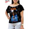 Blusinha Def Leppard High N Dry