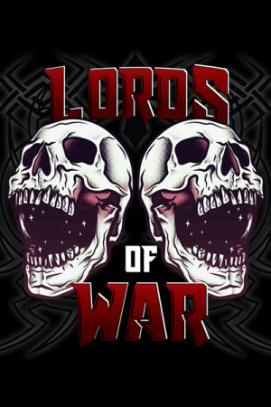 Blusinha Skull Lords of War