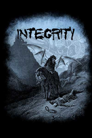 Camiseta Integrity Howling For the Nightmare Shall Consume