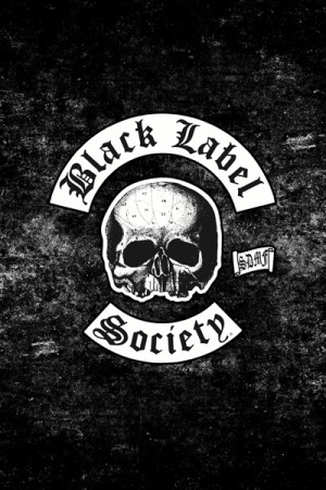Blusinha Black Label Society