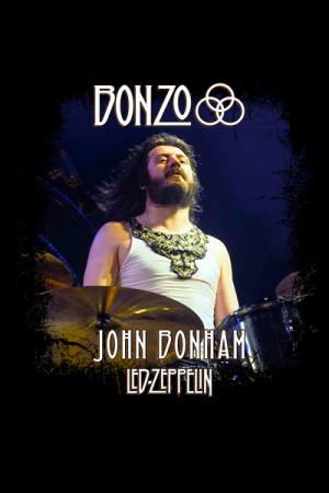 Camiseta John Bonham