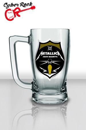 Caneca Chopp Metallica