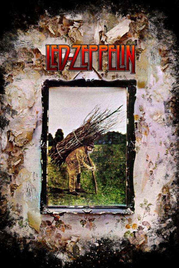 Blusinha Led Zeppelin IV