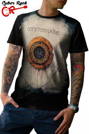 Camiseta Whitesnake