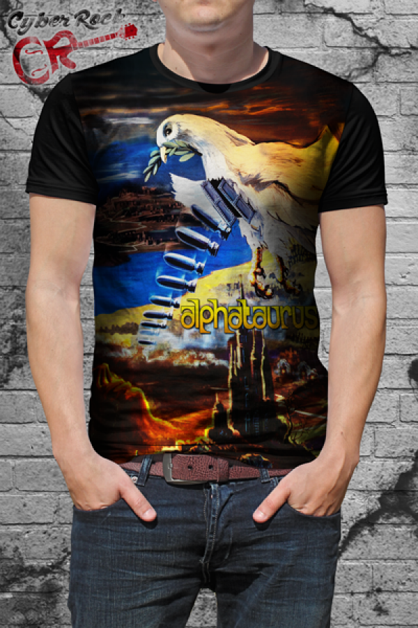 Camiseta Alphataurus