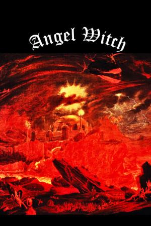 Camiseta Angel Witch