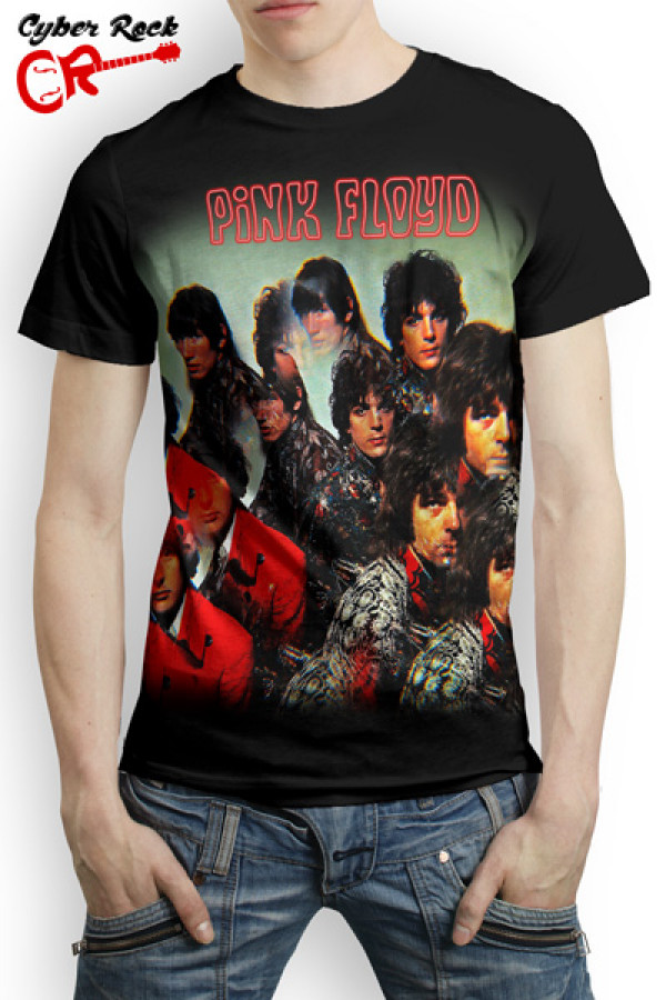 Camiseta Pink Floyd The Piper at the Gates of Dawn