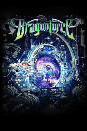 Camiseta DragonForce Reaching into Infinity