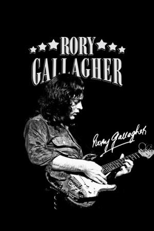 Capa Almofada Rory Gallagher