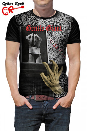 Camiseta Gentle Giant Free Hand