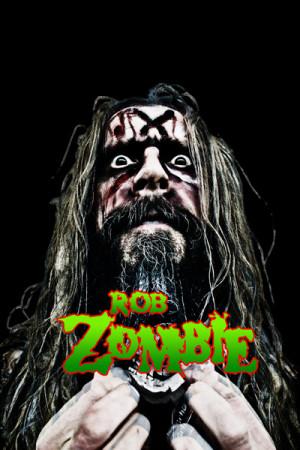 Camiseta Rob Zombie