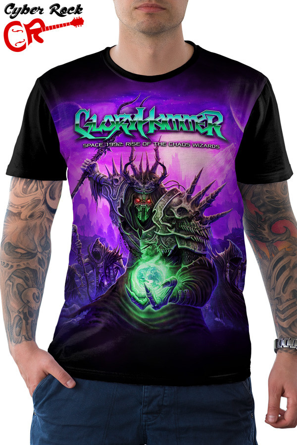Camiseta GloryHammer