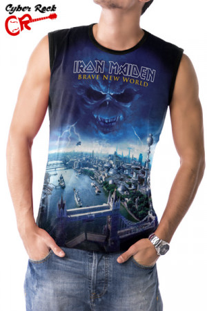 Regata Iron Maiden Brave New World
