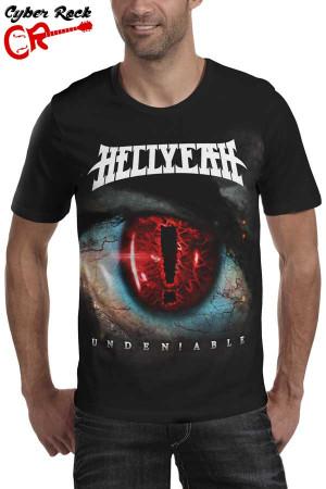 Camiseta Hellyeah