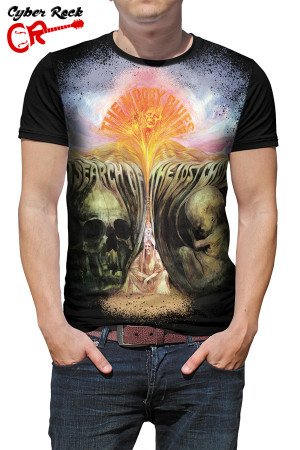 Camiseta The Moody Blues In Search of the Lost Chord