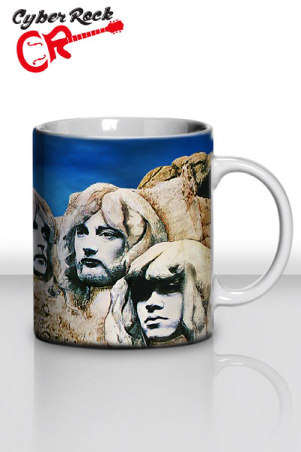 Caneca Deep Purple Deep Purple in Rock