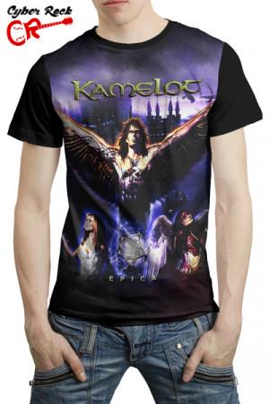 Camiseta Kamelot Epica