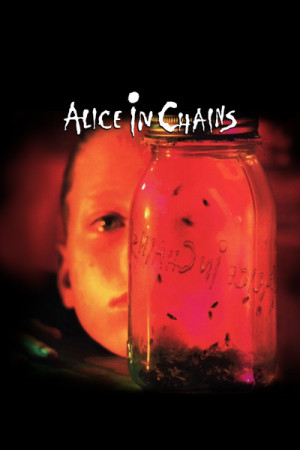Camiseta Alice In Chains Jar Of Flies