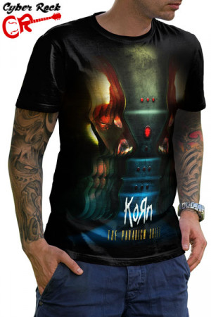 Camiseta Korn - The Paradigm Shift