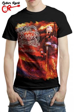 Camiseta Grimner Eldhjärta