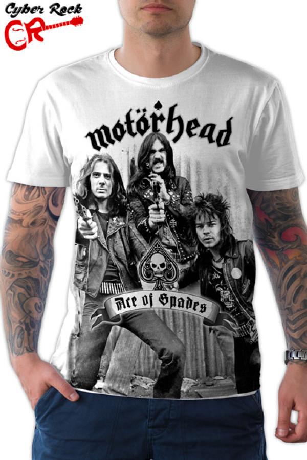 Camiseta Motorhead - Ace Of Spades