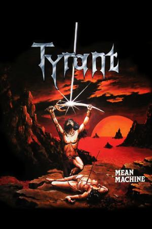 Camiseta Tyrant Mean Machine